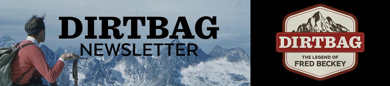 DIRTBAG Newsletter
